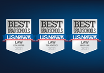 NSU Law US News and World Report Rankings