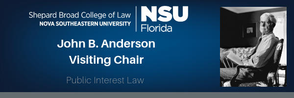 Distinguished Visiting Chair